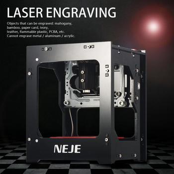 NEJE DK-8-KZ High Power 3D 1000mW USB Laser DIY Engraver Printer
