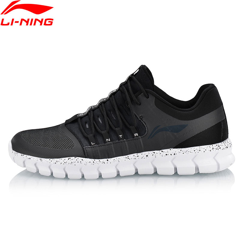 2fb915f05 Li-Ning Men 24H Smart Quick Training Shoes Breathable Comfort LiNing  Wearable Sport Shoes Anti