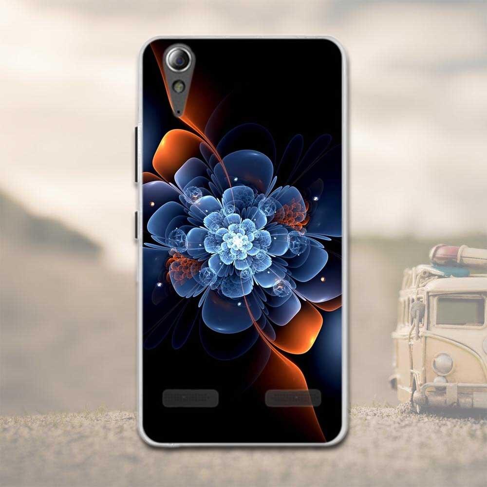 """Miękka tpu phone case dla lenovo a6010 plus & a6000 & dla lenovo lemon k3 k30-t skóry pokrywa 5 """"k 3 a 6000 6010 case dla lenovo 21"""