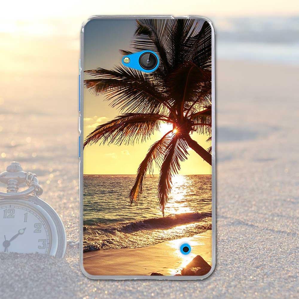 Coque dla nokia 640 case pokrywa dla nokia microsoft lumia 640 silikonowe cell phone case miękka tpu shell dla nokia 640 lumia 640 torba 10