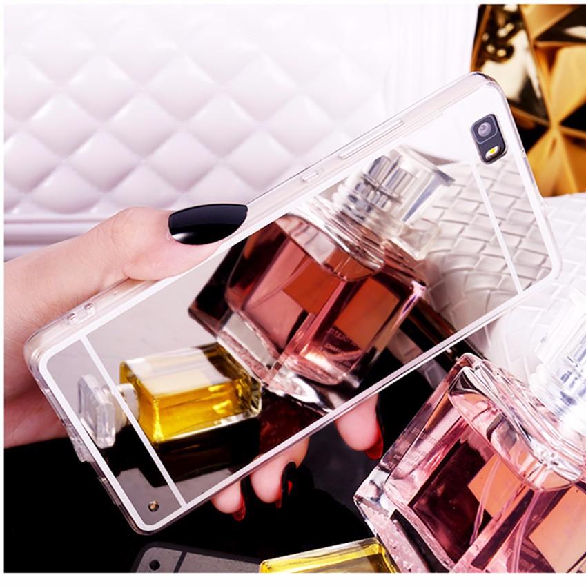 Hot! luksus lustro galwanizacja miękkie przezroczysty tpu case pokrywa dla huawei p8/p8 lite p9 p9 plus p9 lite g9 11