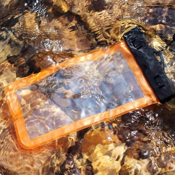 Tmalltide Uniwersalny Telefon Torby Etui z Paskiem Wodoodporne Przypadkach 5S Pokrowce na iPhone 6 6 S 7 Plus Skrzynki Pokrywa 30