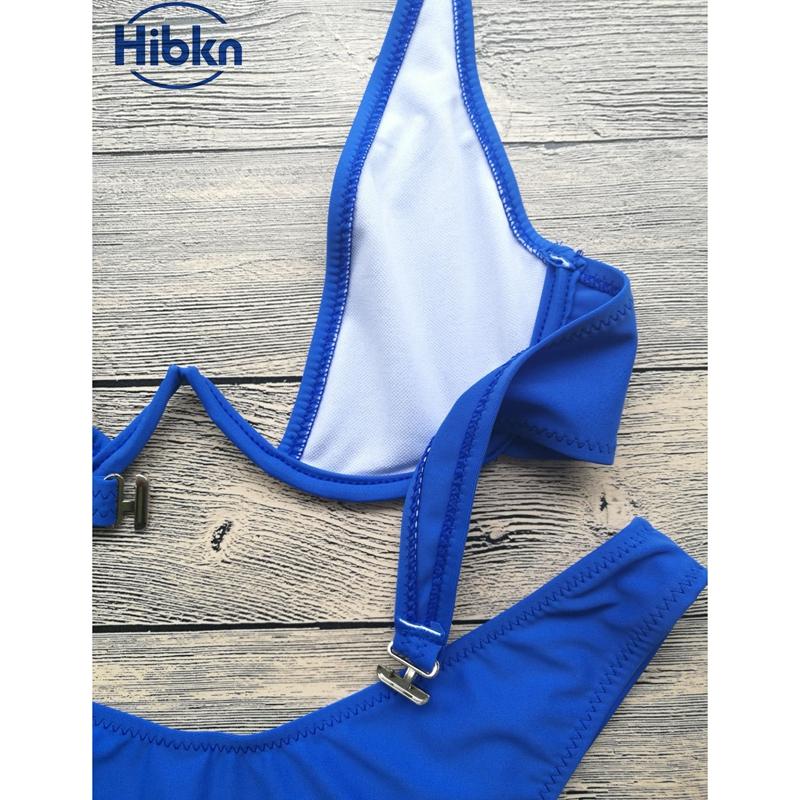 Bikini 2017 wysoka cut stringi stroje kąpielowe kobiety Brazylijski Biquini strój kąpielowy wysokiej talii strój kąpielowy Stałe pływać plaża micro bikini set 12