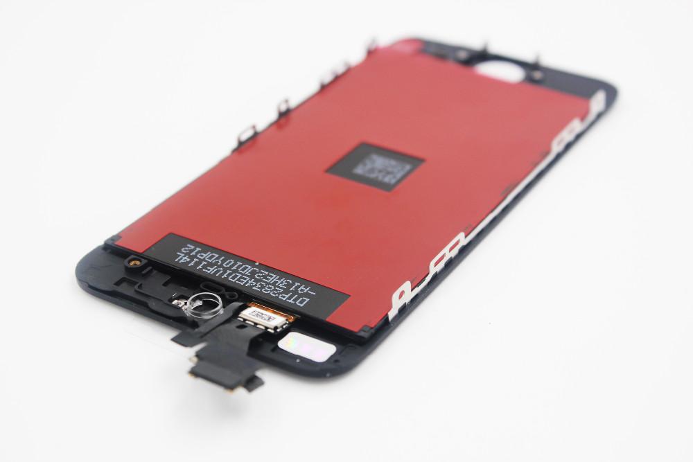 Czarny gwarancja 100% aaa wymiana wyświetlacza dla iphone 5 iphone 5c iphone 5s lcd z ekranem dotykowym digitizer pełna zgromadzenia 3