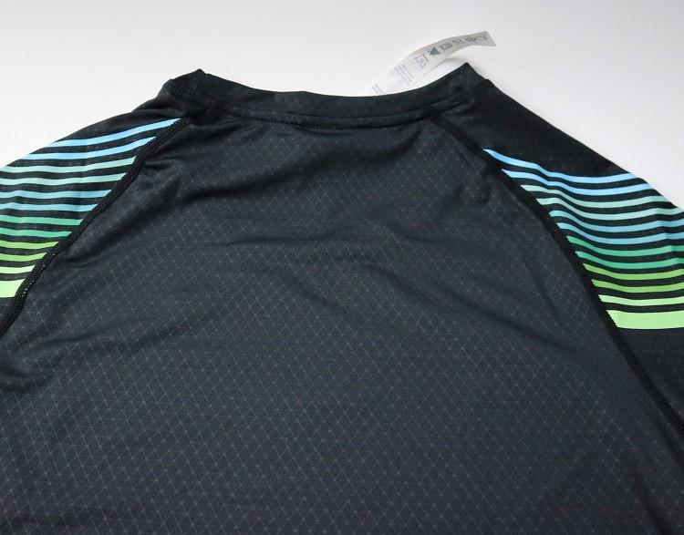 3 Sztuka Zestaw męska sport przebiegu stretch rajstopy legginsy + t shirt + spodenki spodnie treningowe jogging fitness gym kompresji garnitury 10