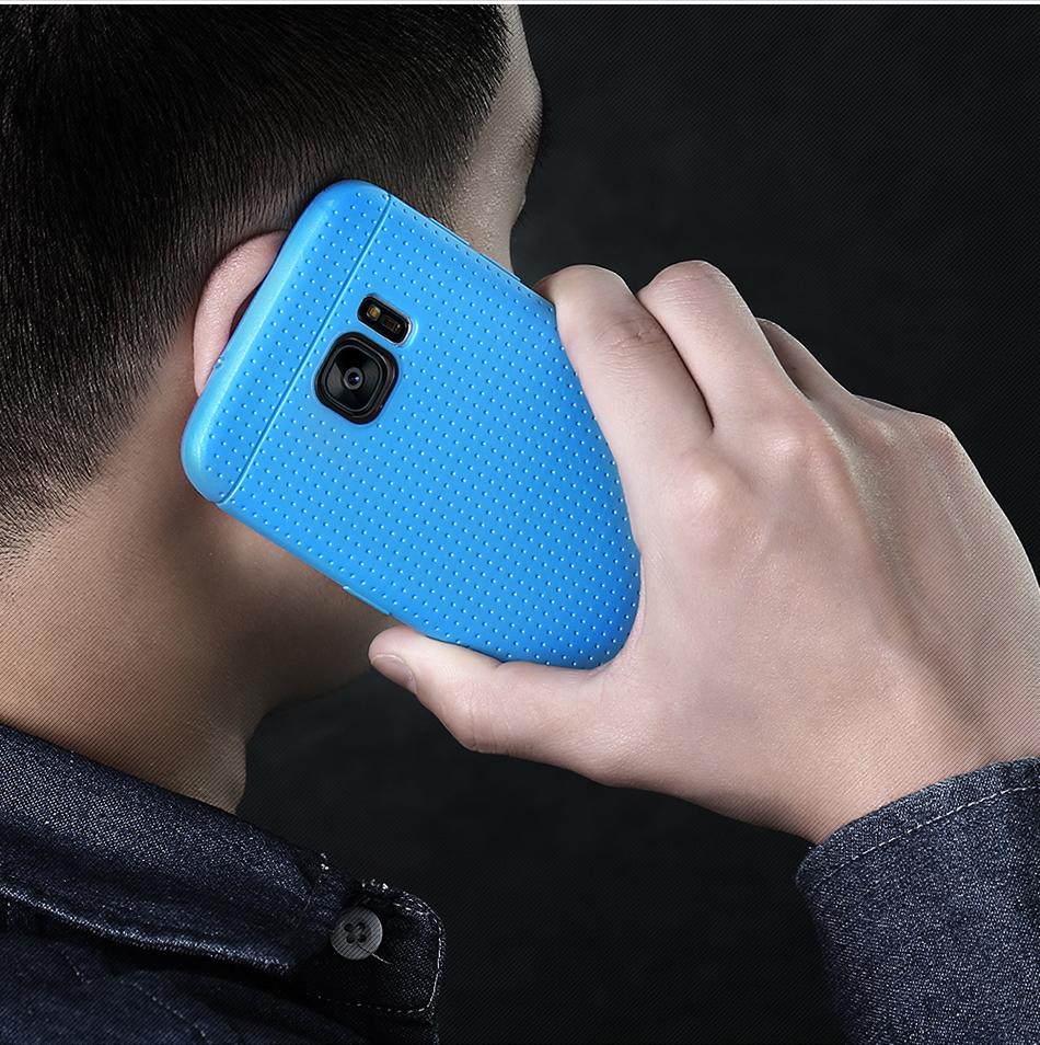 Kisscase candy kolor miękkiego silikonu case do lg g3 d855 g4 g3 case plastra miodu dot tpu pokrywa dla iphone 7 6 samsung galaxy s8 s8 + s7 8