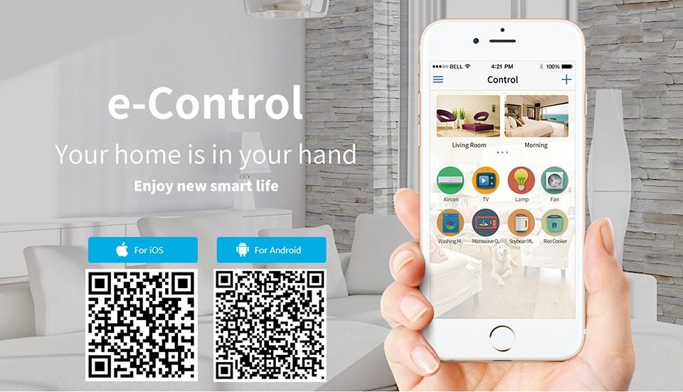 Broadlink RM3 RM Pro/RM mini3 Automatyki Inteligentnego Domu Uniwersalny Inteligentny Pilot WIFI + IR + RF Przełącznik dla iOS Android 12