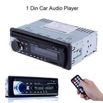 Bluetooth Autoradio Car Stereo Radio JSD-520 Car Radio FM Aux Input