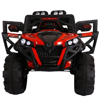 ba7f1ebe590d Super big Kids four-wheel drive electric car remote control toy shock—Free  Shipping