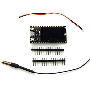 TTTGO LORA SX1278 ESP32 0 96 OLED 32Mbit 433Mhz For Arduino
