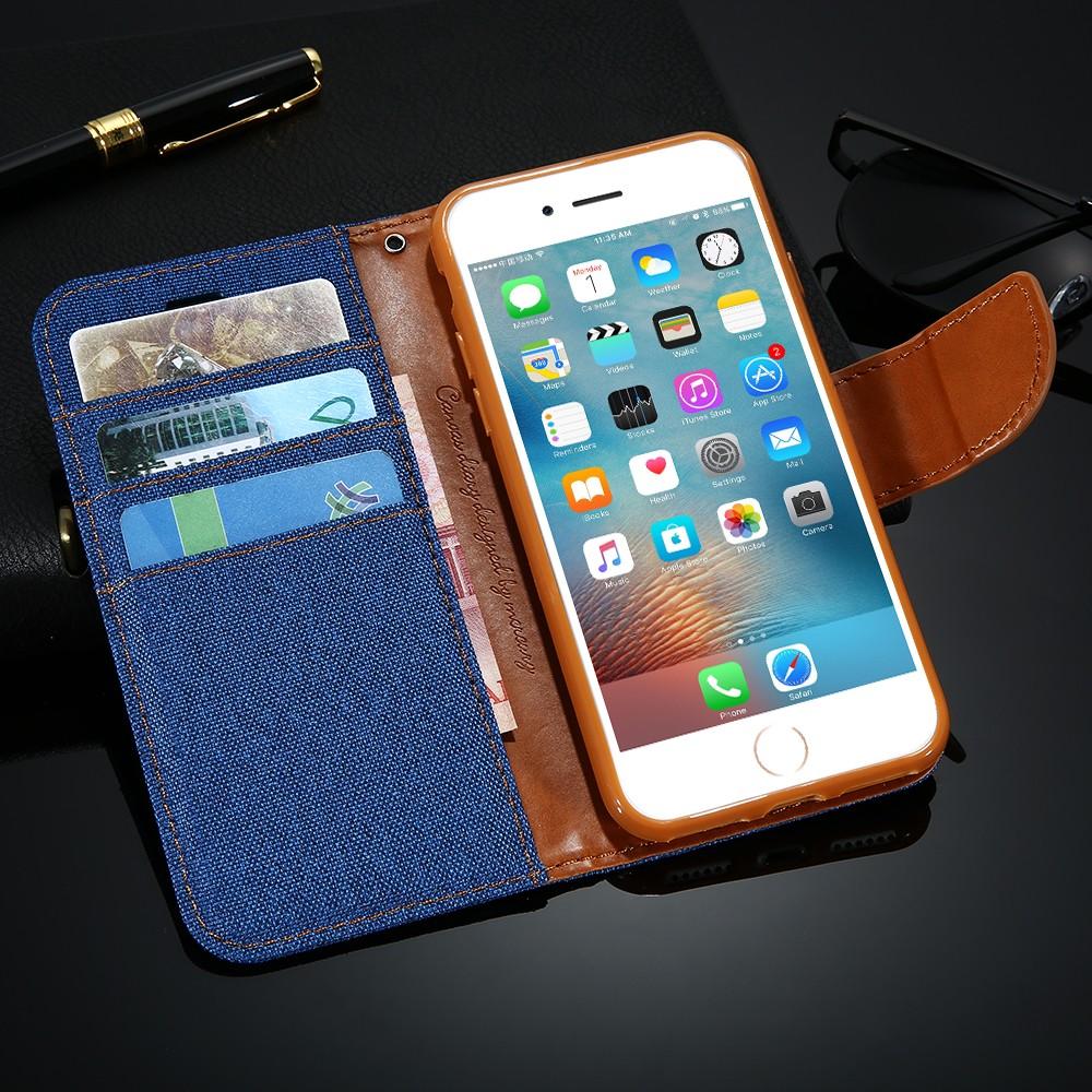 Kisscase stań portfel przerzuć przypadki dla iphone 6 6s 7 5 5S mody hit kolor slot kart skóra pokrywa dla iphone 7 6 s plus z logo 41
