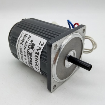 2M06GN-C High Speed AC Motor 220V 6W Single-phase Motor