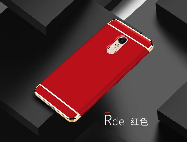 Xiaomi redmi note 4 bastec case luksusowe 3-w-1, odporna na wstrząsy matowe tarcza dysk back cover case dla xiaomi redmi note 4x 16