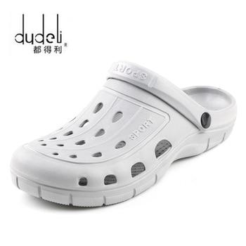 280c2dcc8032ee ... Men's Shoes · Men's Sandals. Summer Men's Garden Clogs Slippers EVA  Casual Fashion Soft Bottom—Free