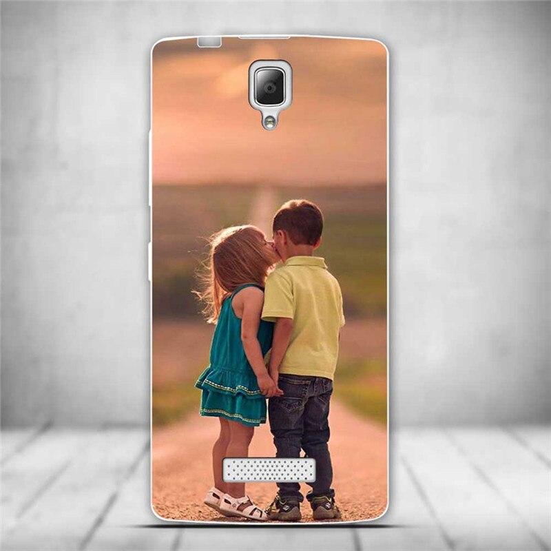 Luksusowe tylna pokrywa miękki tpu case dla lenovo a2010 a 2010 szczupła cienkie silikonowe etui na telefony dla lenovo a2010-a/a 2010 powrót skóry 23