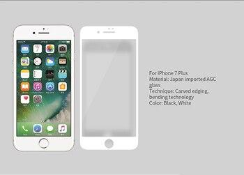 f2d2a105f77 Vidrio templado para el iPhone 7/7 Plus protector de pantalla original  nillkin para iphone7