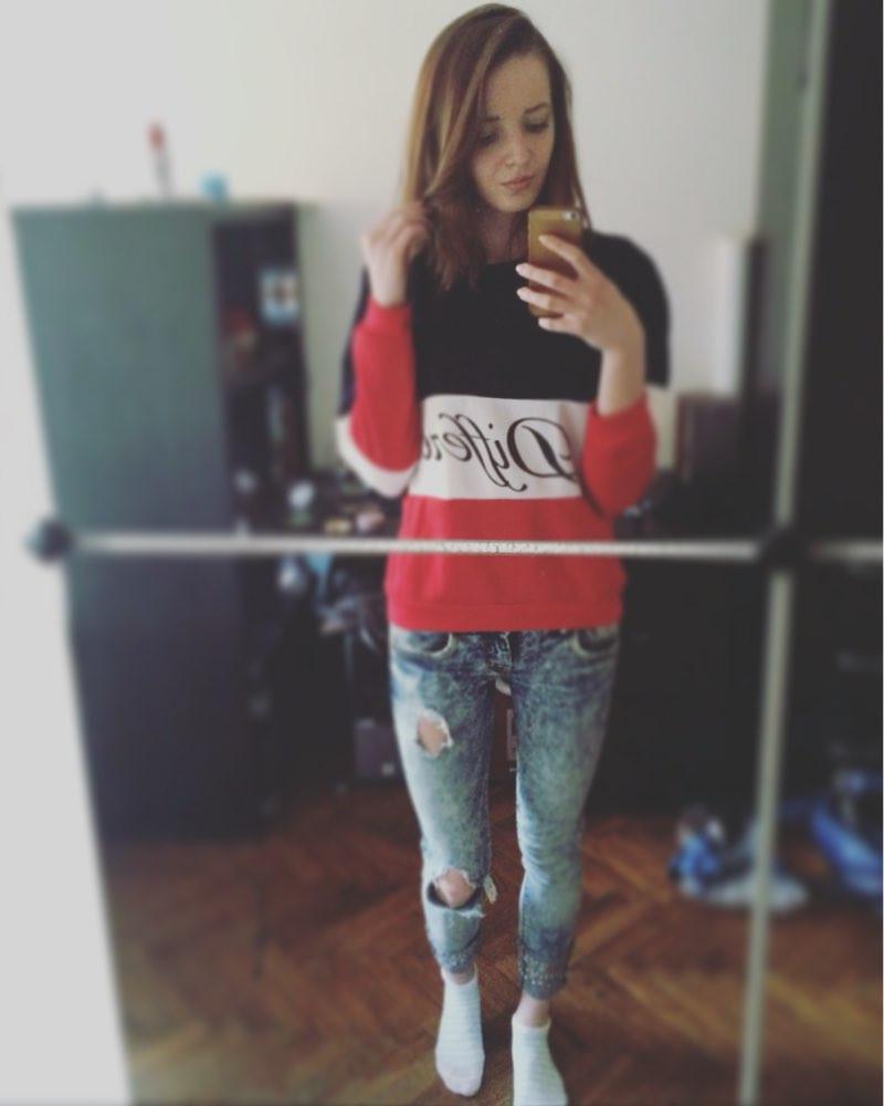 Fleeve ArtSu 2017 Jesienią i zimą kobiet bluzy drukowane litery Różnych kobiet dorywczo bluza hoody sudaderas EPHO80027 17