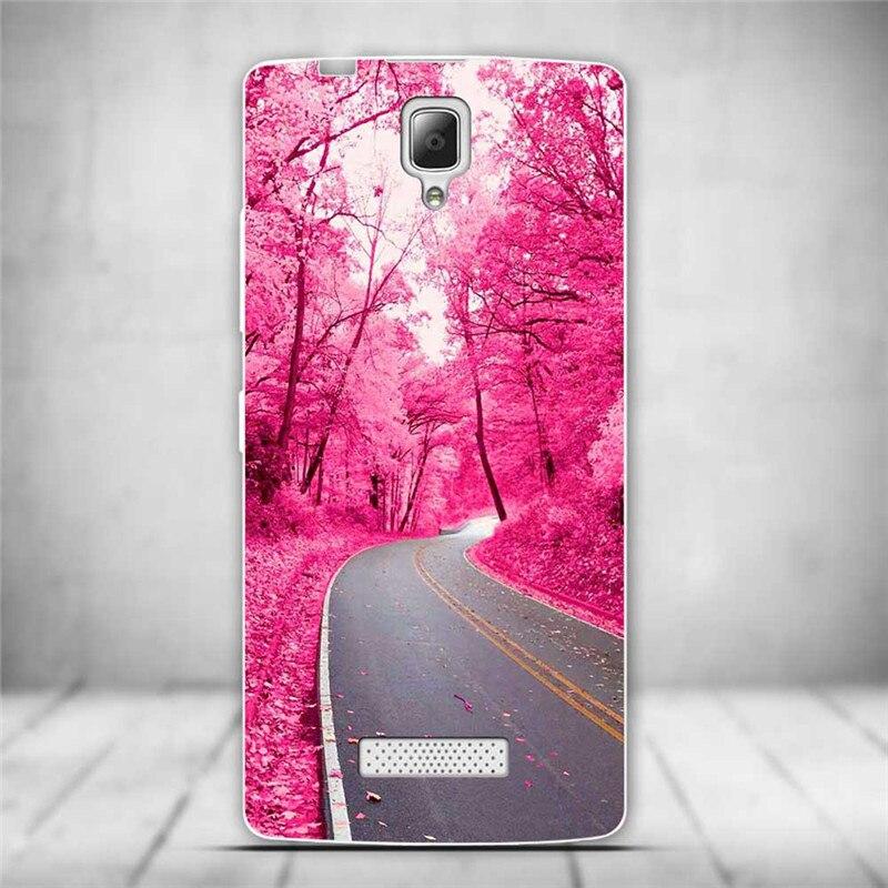 Luksusowe tylna pokrywa miękki tpu case dla lenovo a2010 a 2010 szczupła cienkie silikonowe etui na telefony dla lenovo a2010-a/a 2010 powrót skóry 5