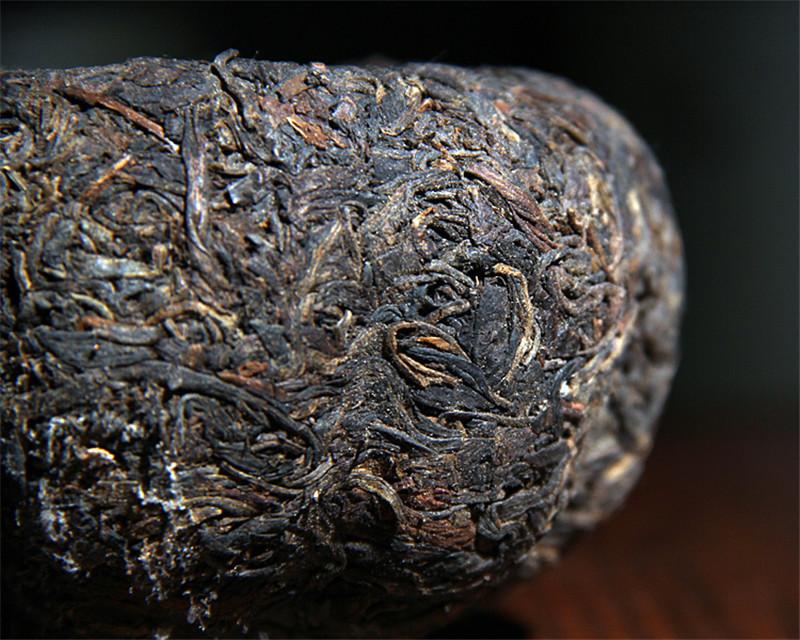 Inventory! 50 years old Pu'er tea Yunnan Pu'er tea puer pu er tea