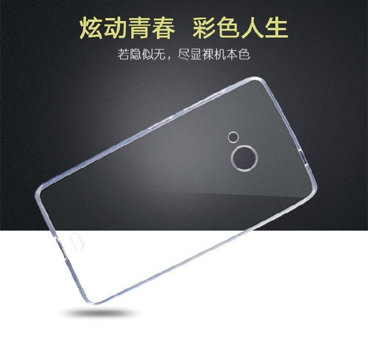 Dla microsoft lumia 535 532 435 640 640xl case cover, 0.6mm tpu case super slim miękkie back case etui na telefony 3