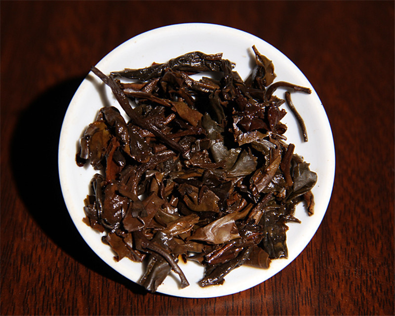 Inventory! 50 years old Pu'er tea Yunnan Pu'er tea puer pu er tea