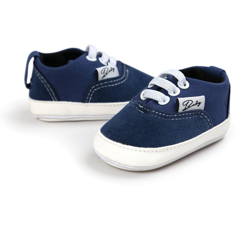 Wiosna Jesień Dziecko Noworodka Dziewczynka Chłopiec Miękkie Podeszwy antypoślizgowe Maluch Prewalker Niemowląt Sneaker Buty Na Co Dzień 13