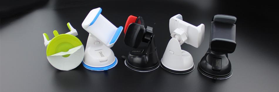 ESVNE Uniwersalny Telefon Samochodowy uchwyt szyby zamontować uchwyt na telefon komórkowy stojak uchwyt Samochodowy uchwyt na telefon Komórkowy Smartfon Telefon 21