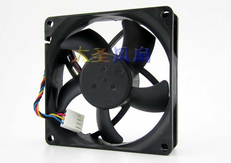 Original DELTA AFC0812DD 80 8CM 12V 0.75A double ball bearing fan