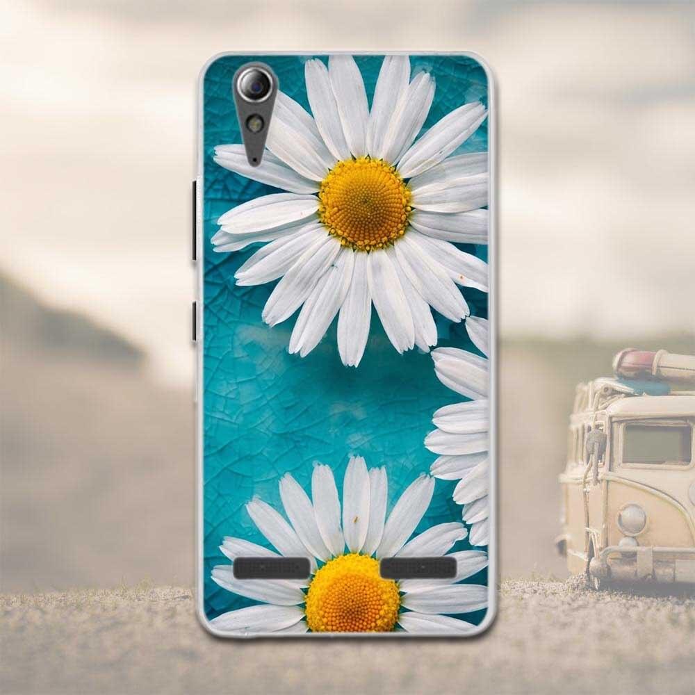 """Miękka tpu phone case dla lenovo a6010 plus & a6000 & dla lenovo lemon k3 k30-t skóry pokrywa 5 """"k 3 a 6000 6010 case dla lenovo 6"""