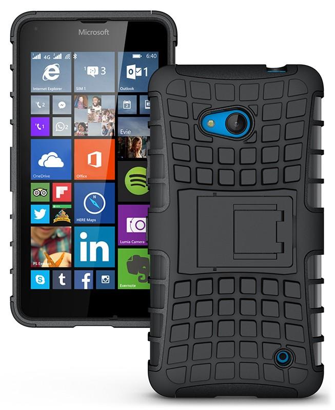 Uchwyt hybrid armor case dla microsoft lumia 650 640 635 630 case tpu obudowa odporna na wstrząsy pokrywa dla nokia lumia 635 640 650 case 32
