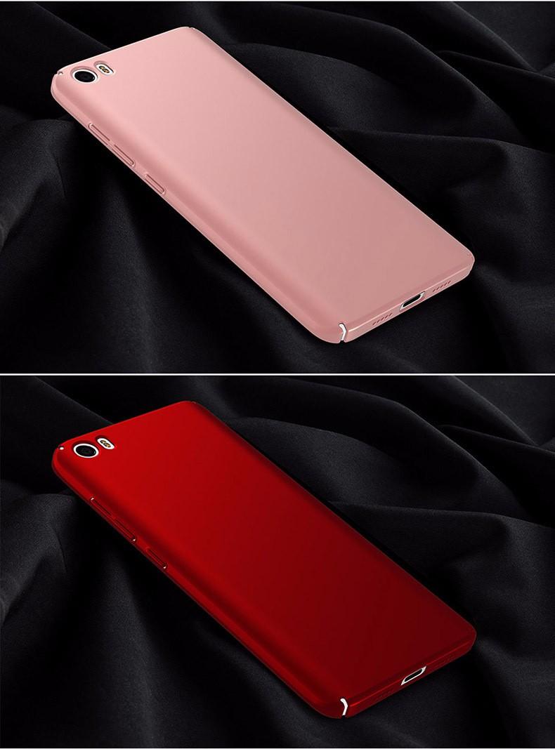 Moda dysk matte case dla xiaomi mi5 przypadki mi5s xiaomi mi 5S case mi 5 360 pełna ochrona pokrywy plastikowe etui na telefony P18 14