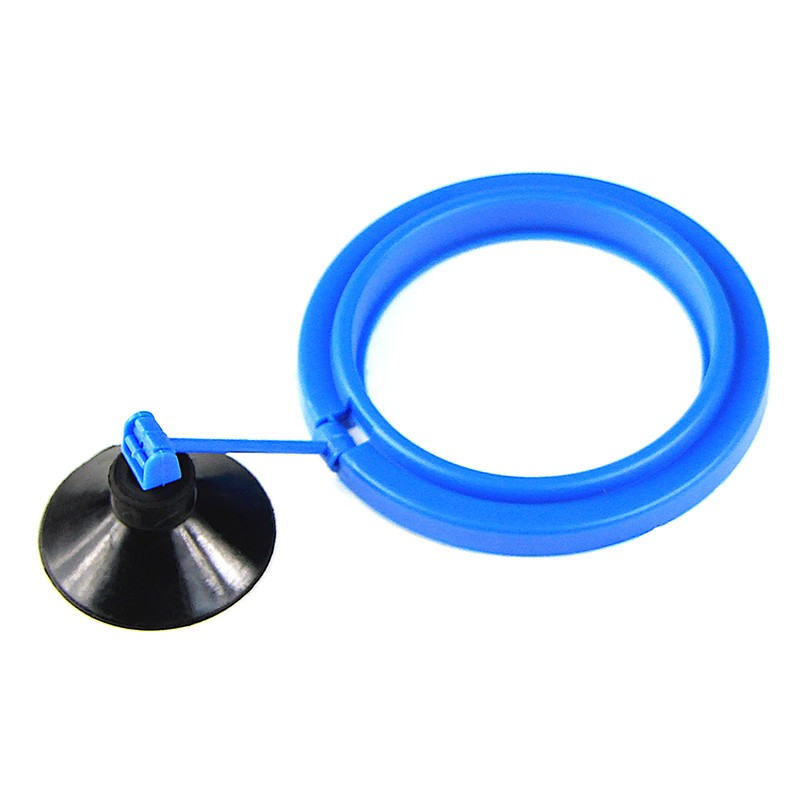 Perfect aquarium feeding ring fish food feed feeding ring for Fish feeding ring