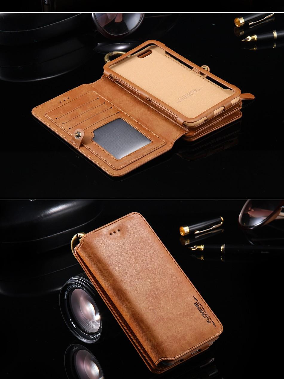 Floveme oryginalny retro skóra telefon case for iphone 6s 6 4.7 dla iphone6s iphone 6s przypadki metalowy pierścień coque pokrowce na iphone 7 11