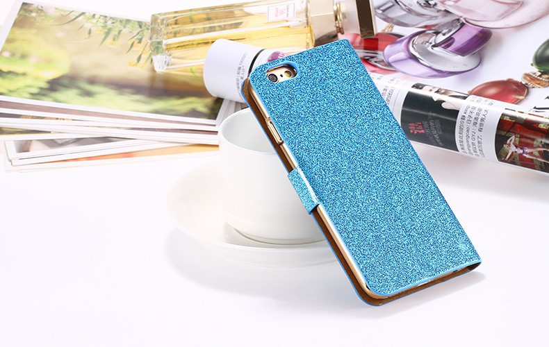 Dla iphone 6 6s plus 7 plus cover glitter bling kryształ diament skórzany portfel case do samsung galaxy s6 edge plus s7 edge torby 17