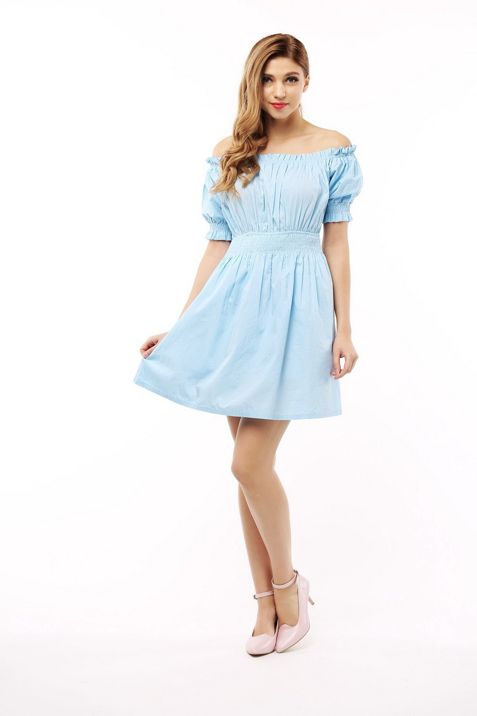 100% bawełna nowy 2017 jesień lato kobiety dress krótki rękaw casual sukienki plus size vestidos wc0380 13