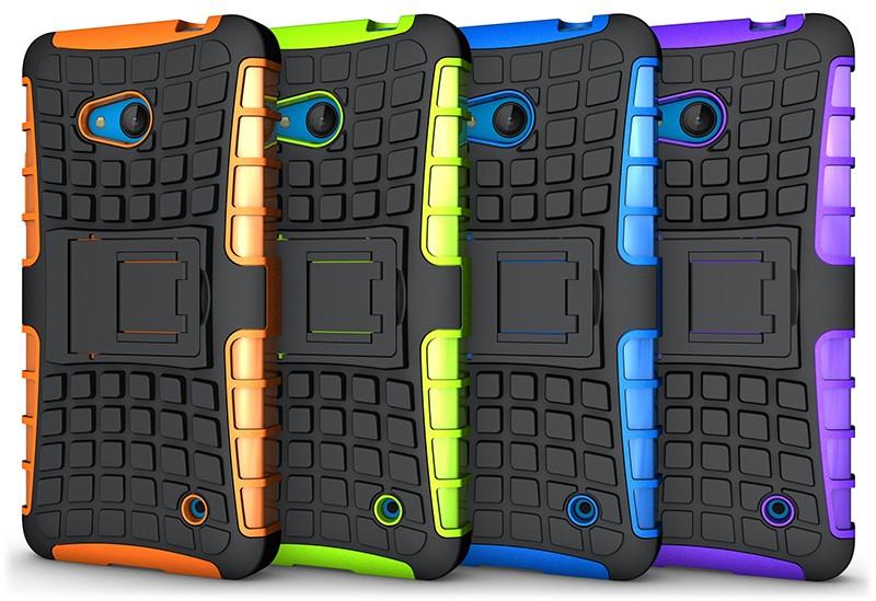Uchwyt hybrid armor case dla microsoft lumia 650 640 635 630 case tpu obudowa odporna na wstrząsy pokrywa dla nokia lumia 635 640 650 case 31