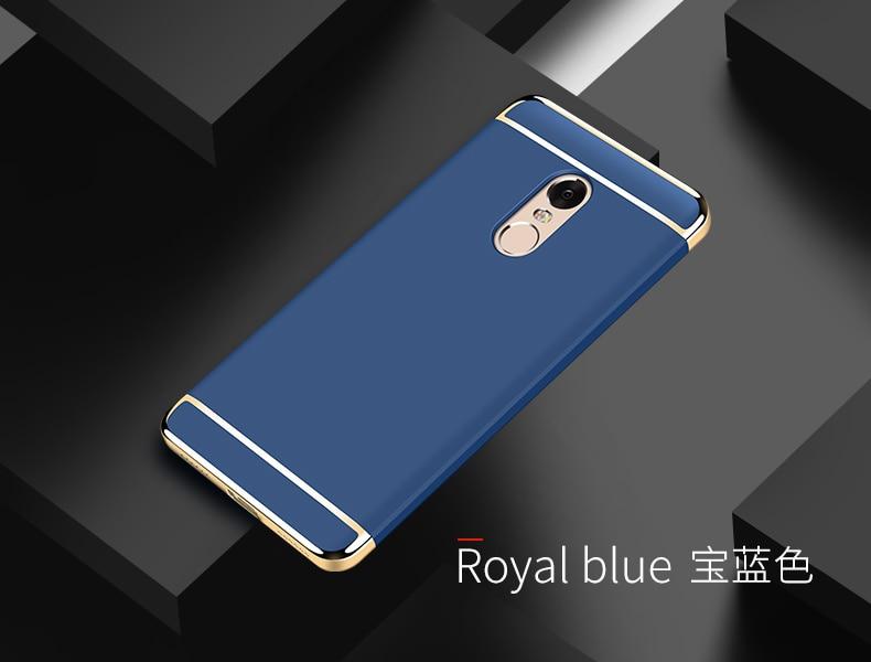 Xiaomi redmi note 4 bastec case luksusowe 3-w-1, odporna na wstrząsy matowe tarcza dysk back cover case dla xiaomi redmi note 4x 11