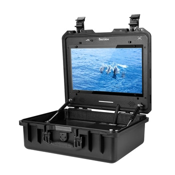 4-channel HDMI monitor 4K portable 3G-SDI display SP15 monitor