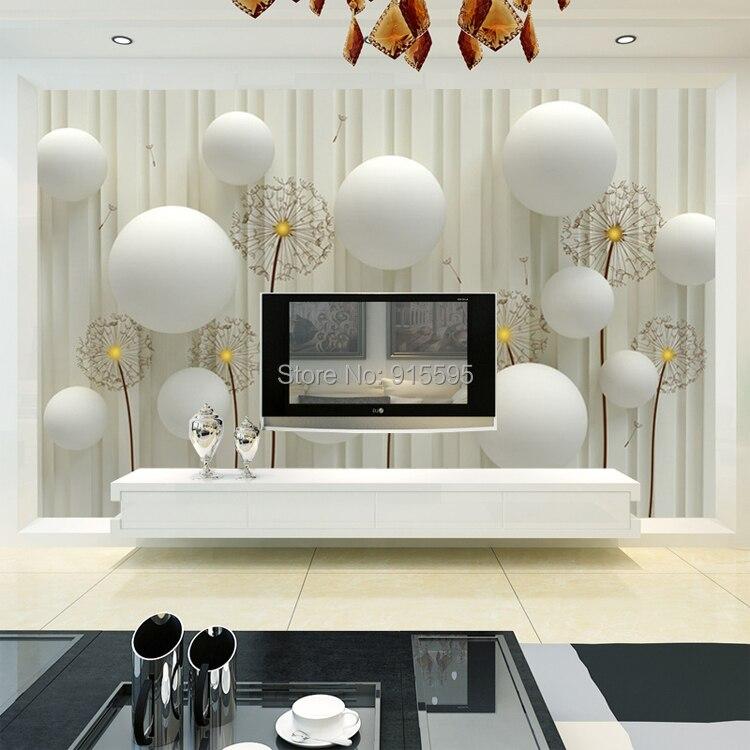 Niestandardowy mural tapeta 3d styl europejski salon tv tle tapety malowidła sypialni włókniny tapety nowoczesne paski 2