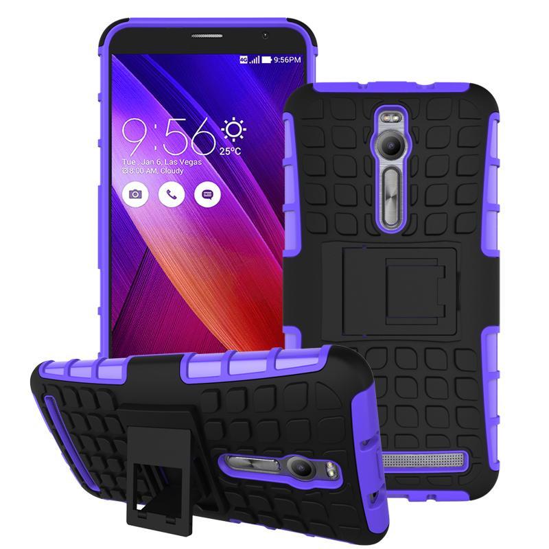 For Asus Zenfone 2 ZE551ML ZE550ML Case Heavy Duty Armor Stand Shockproof Hybrid Hard Soft Rugged Silicon Rubber Phone Cover HTB1Gm1OJFXXXXczXFXXq6xXFXXXp