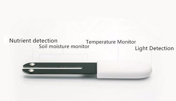 International version xiaomi mi flora monitora czujnik światła inteligentny tester cyfrowy kwiat trawy opieki gleby wody dla roślin ogrodowych 2
