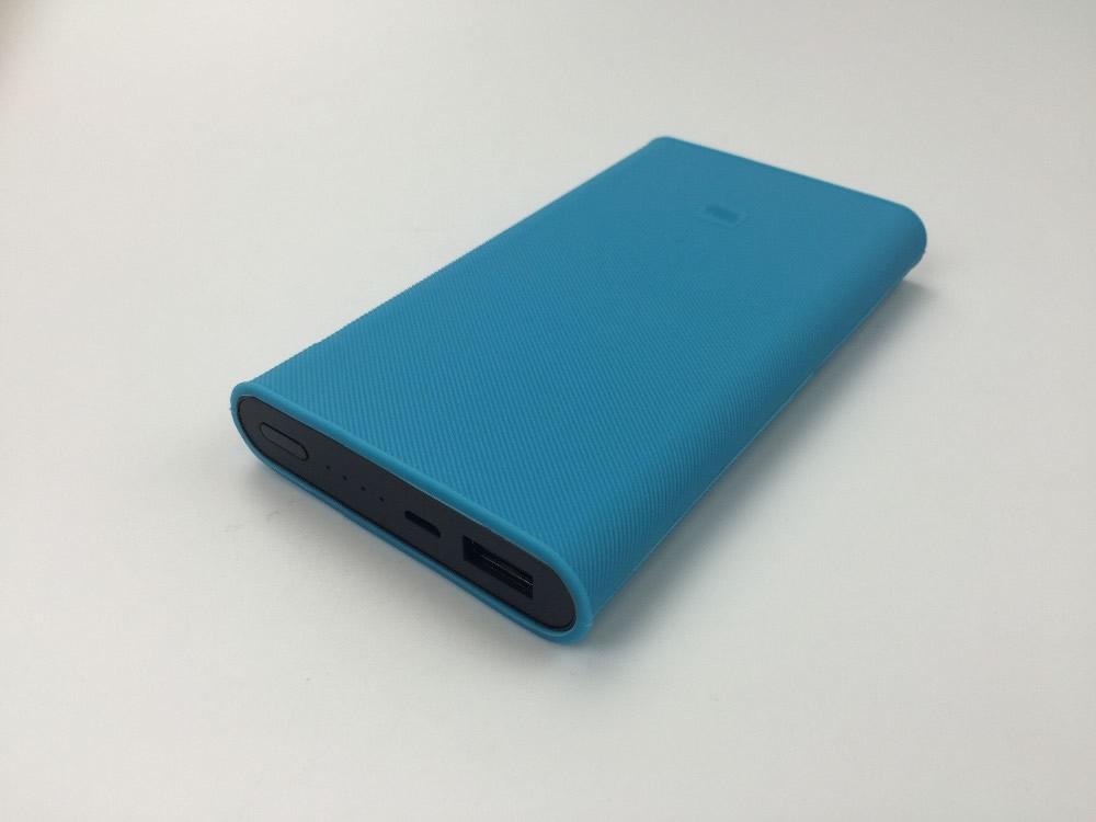 Wysoka jakość xiaomi banku mocy 2 10000 mah case 100% nadające się do mi 2nd generacji mocy banku pokrywa silikonowa case gel rubber case 3