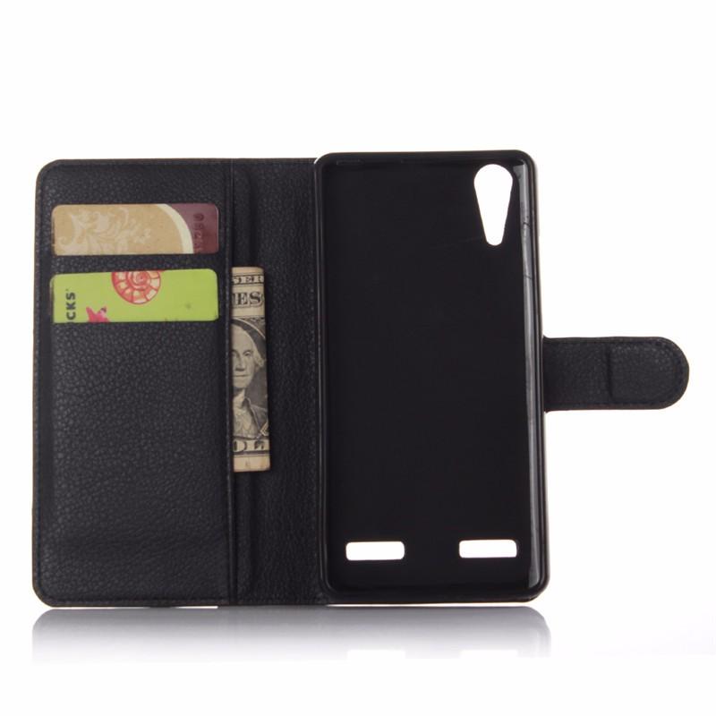 Dla lenovo a6010 a6000 capa luxury leather wallet odwróć case dla lenovo a 6010 a6010 plus a6000 plus pokrywa z czytnikiem kart stojak 6