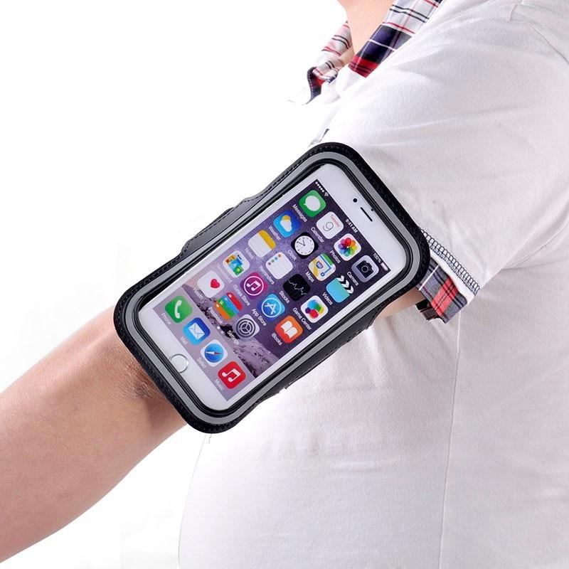 5.0-5.7 cal model telefonu sport arm band running torba case dla iphone 7 plus pokrywa dla samsung lg sony dla huawei meizu xiaomi? 17