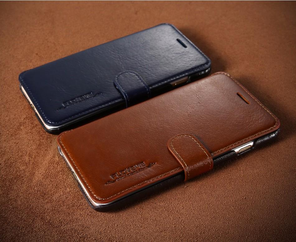 Floveme vintage klapki skóra case dla iphone 7 6 6 s pokrywa z karty uchwyt luksusowe wallet case for iphone 7 7 plus 6 6 s plus capa 11