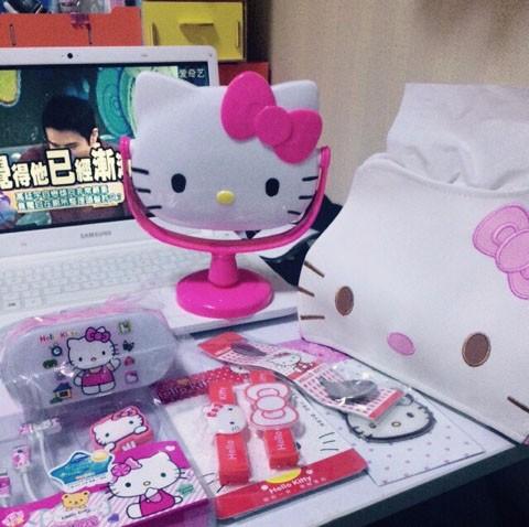 Salvrätikuhoidja Hello Kitty või Karupoeg Puhh
