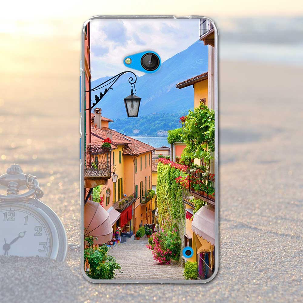 Coque dla nokia 640 case pokrywa dla nokia microsoft lumia 640 silikonowe cell phone case miękka tpu shell dla nokia 640 lumia 640 torba 21