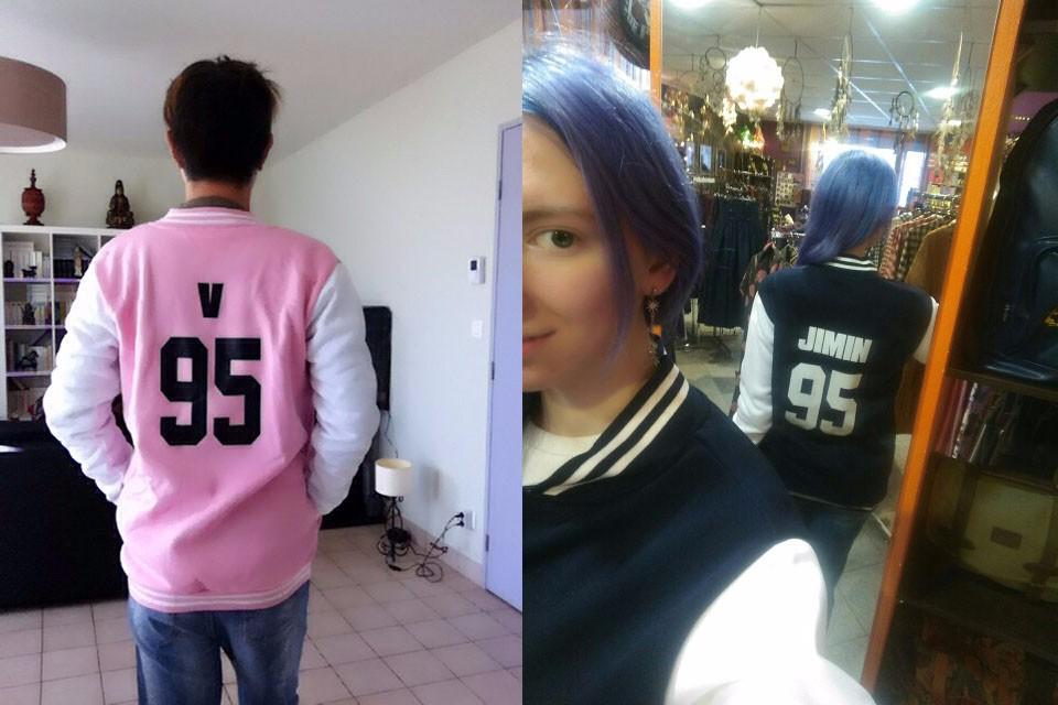 BTS Kpop BTS Bangtan Boys Harajuku Bluzy Kobiety Winter Casual Bluzy Z Kapturem damska Różowa Bluza Plus Rozmiar XXXXL 7