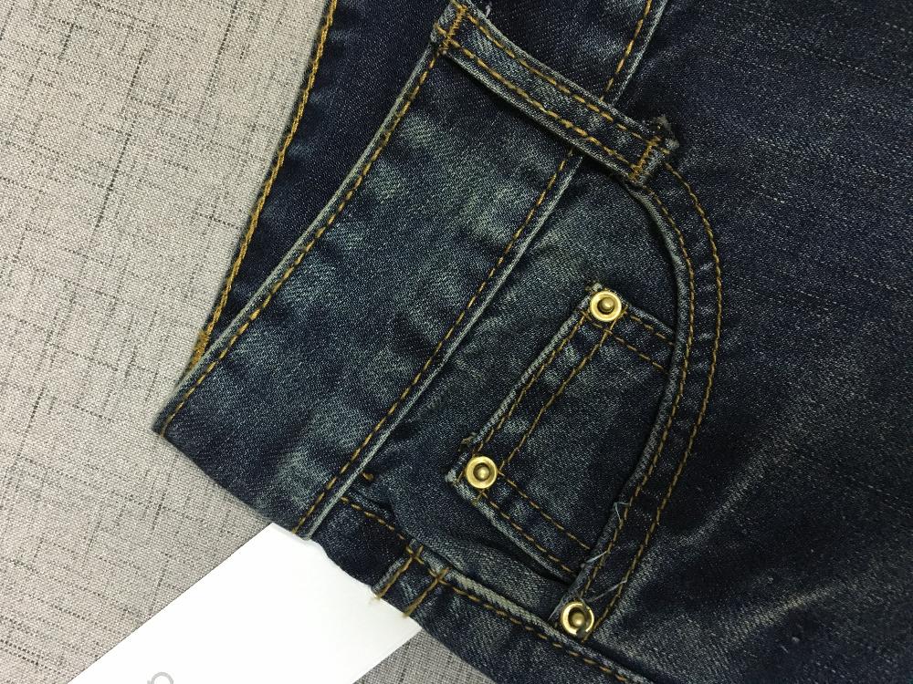 Vintage Club Denim Ripped Shorts 8