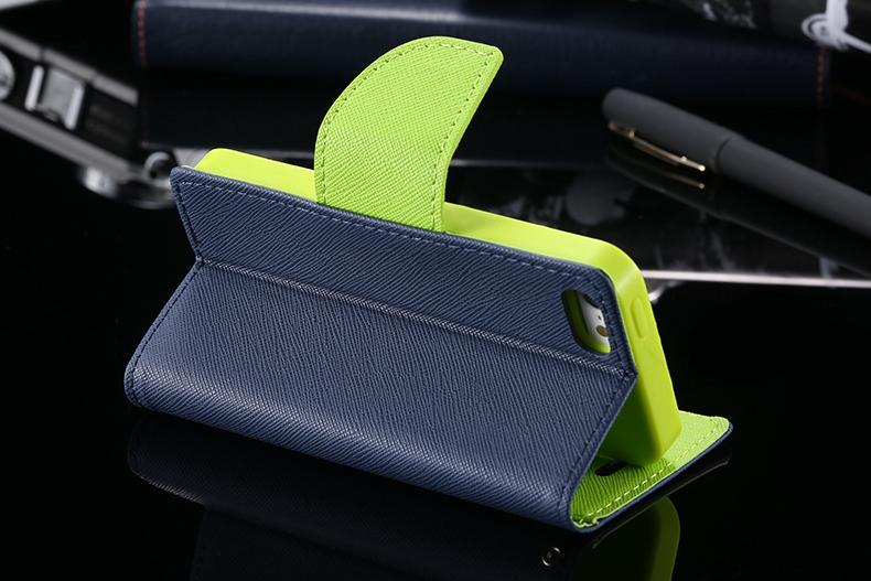 Kisscase dla iphone 4s przypadki nowy hit kolor skóry ultra odwróć case dla iphone 4 4s 4g wizytownik stań pokrywy torby telefon komórkowy 3